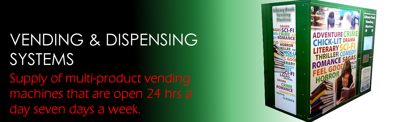 VENDING & DISPENSING SYSTEMS